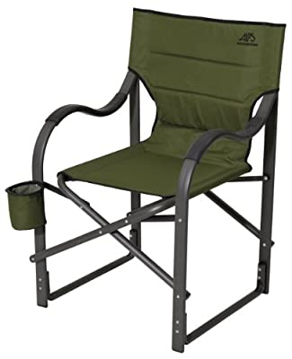 ALPS Mountaineering Folding Camp Chair with Pro-Tec Powder Coating Finish 8111114