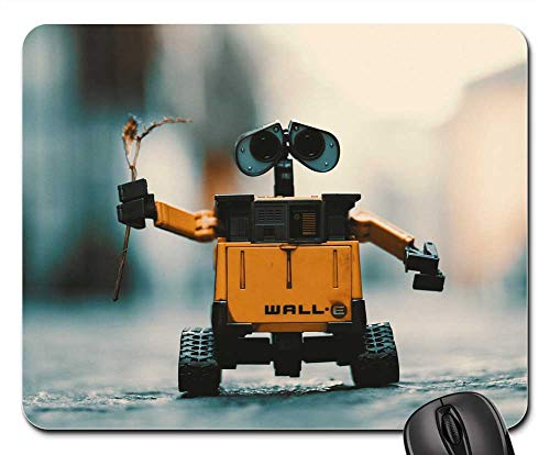 Mouse Pads - Wall-E Robot Toy Cute Wallpaper