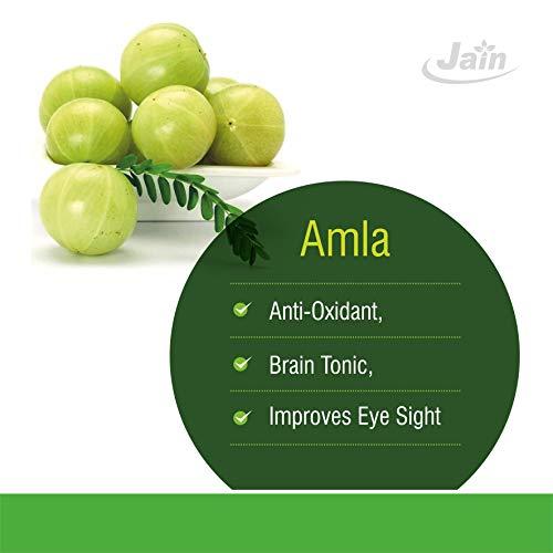 Jain Amla (Phyllanthus Emblica, Indian Gooseberry) Powder