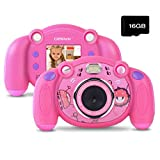Best Camcorders For Kids - Campark Kids Camera, Mini Child Camcorder with HD Review