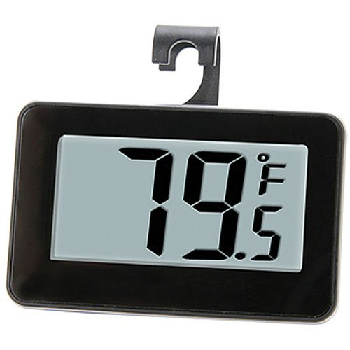 Value Series 1443 Digital Refrigerator/Freezer Thermometer by Value Series