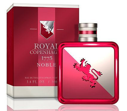 1775 Noble For Men 3.4 oz EDT Spray By Royal Copenhagen
