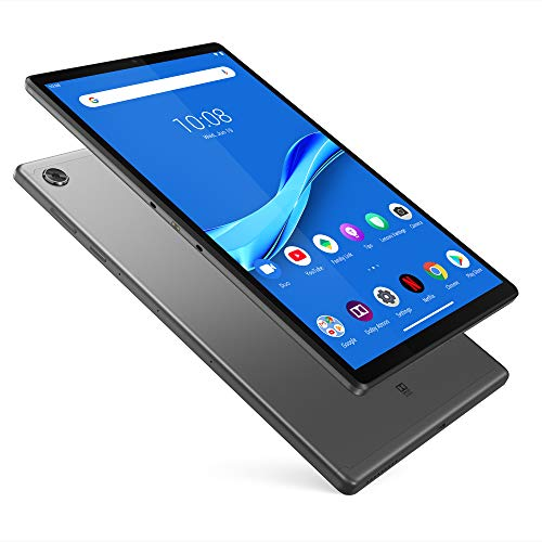 Lenovo Tab M10 Plus, 10.3″ FHD Android Tablet, Octa-Core Processor, 32GB Storage, 2GB RAM, Iron Grey, ZA5T0263US