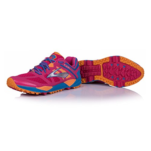 Chaussures Cascadia Brooks 11 Femme Blue Compétition De Running EqEUxw1vd
