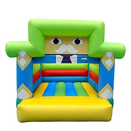 Aihifly Castillo de colchón de Aire Princesa Inflable ...