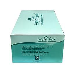 50 Pack #EDOAP-754 Easy@Home 5 Panel Instant Urine Drug Test - Marijuana (THC),Cocaine (COC),Opiate (OPI 2000),Benzodiazepines (BZO), Amphetamine (AMP) - 50 Tests