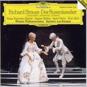 (Der Rosenkavalier (Querschnitt / Highlights / Extraits) by Strauss)