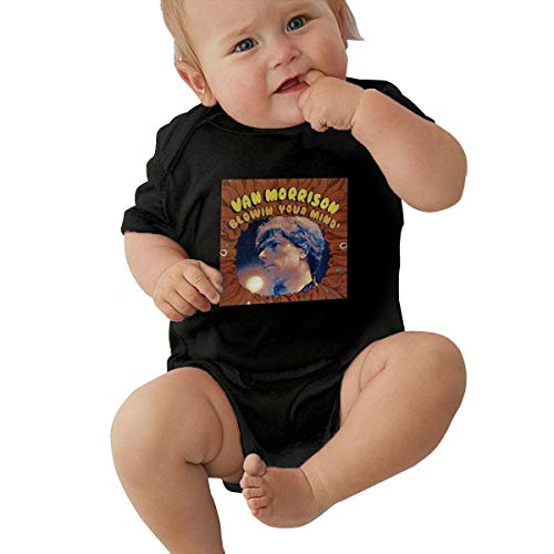 Baby Van Morrison Shirts Toddler Fashion Short Tee