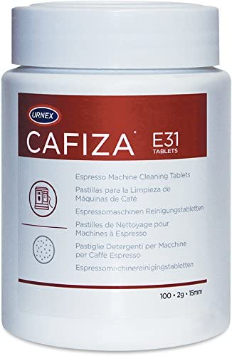 Urnex Cafiza Espresso Machine Cleaning Tablets Pack Of 100