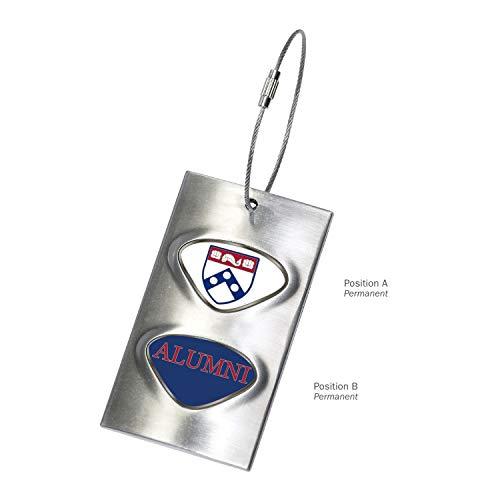 AdSpec NCAA Fan Shop Collegiate Dog Tag Key Chain