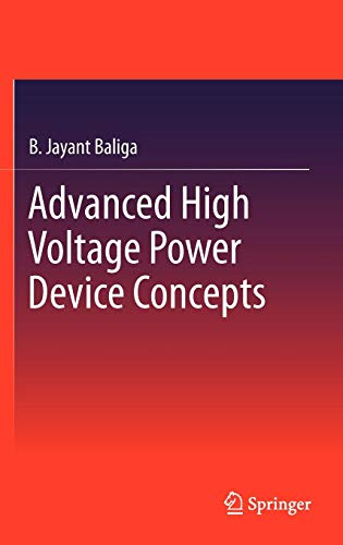 (Advanced High Voltage Power Device Concepts)