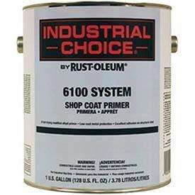rust-oleum-6100-system-340-voc-shop-coat-primer-gray-lot-of-2