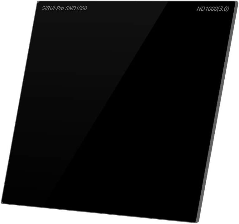 Grey SIRUI SGND16 100 x 150 mm 4 Stops German Schott Glass Square Soft Graduated Filter