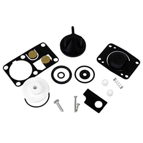 Jabsco 29045-0000 Twist N Lock Marine Manual Toilet Service Kits Fits 29090-0 & 29120-0, 1997 and Prior
