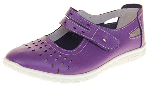 Cuir Mary Sandales Footwear Janes Fruits Studio Coolers Summer Violet By aYqAT6wq