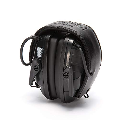 Fklee Electronic Pickup Noise canceling Headphones Affect The Shooting Outdoor Noise-Proof Earmuffs Padded Head Band Ear Cups by Fklee (Image #1)