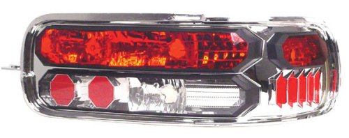 (IPCW CWT-CE316C Crystal Eyes Crystal Clear Tail Lamp -)