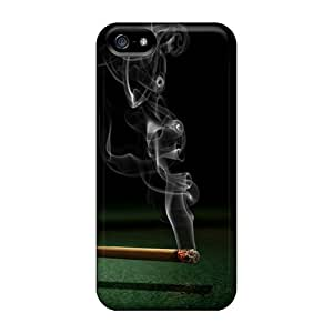 New Style TinaMacKenzie Smoking Pool Premium Covers Cases For Iphone 5/5s