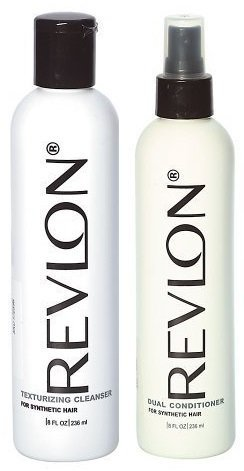 Revlon Texturizing Revitalizing Conditioner Synthetic