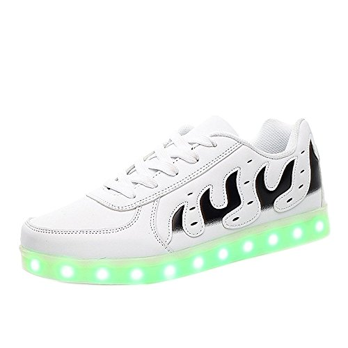 7 Colors LED Shoes Unisex Summer Style