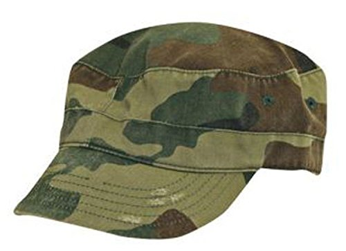 DPC Dorfman Pacific Camo Camo/Military Caps - Pacific Military Hat