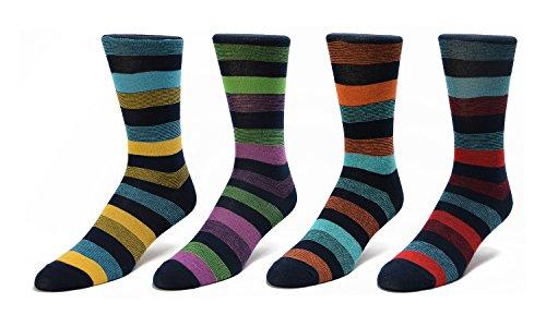 mens-striped-navy-dress-socks-pack-of-4