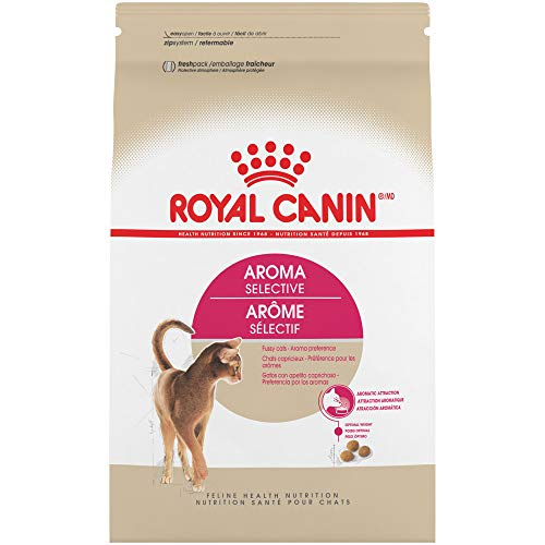 Royal Canin Aroma Selective Dry Cat Food (3 lb)