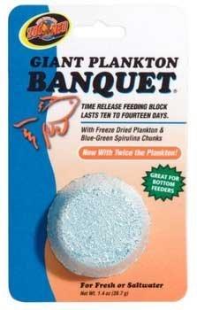 (Zoo Med Aquatrol Plankton Banquet Block Feeder Giant )