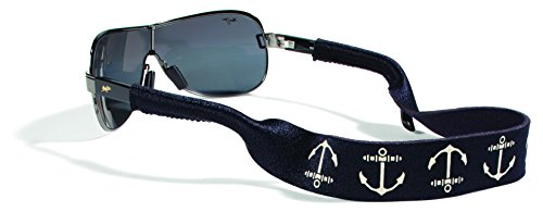 Croakies Original Croakies Eyewear Retainer, - Anchor Sunglasses