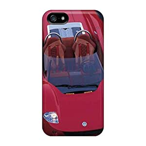 Quality SashaankLobo Cases Covers With Volkswagen W12 Nice Appearance Compatible With Iphone 5/5s