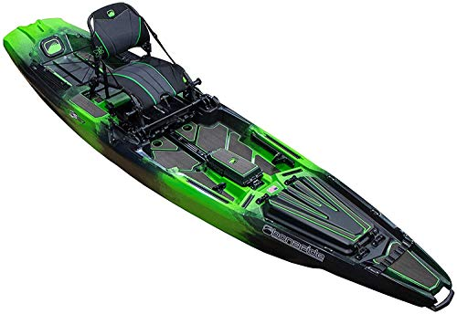 Bonafide SS107 Fusion Limited Edition Fishing Kayak