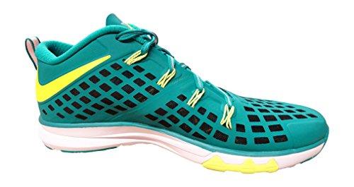 Nike Herren Train Quick Wanderschuhe rio teal volt black 370