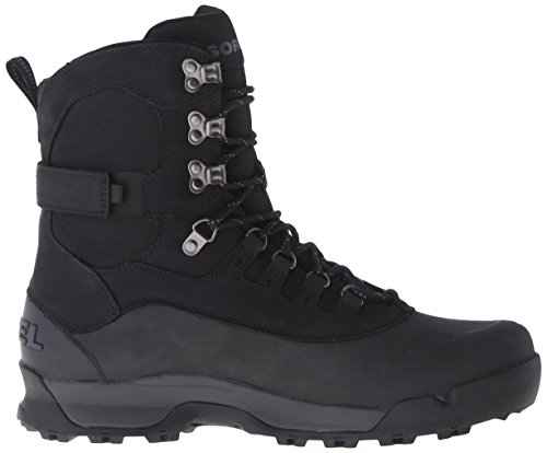 Shark Paxson Black Tall Snow Waterproof SOREL Men's Boot HFx1v88q