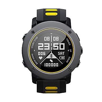 CELLYS - Montre connectée GPS Cardio X-Sport Couleur - Jaune