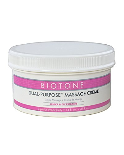 DSS Biotone Dual Purpose Massage Créme (SP4-568003  14 oz.  )
