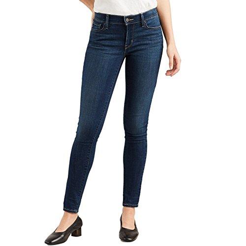 Levis 710 30l – Blu Evolution Formato Super Skinny T2 Pantaloni 29w fw4Eqdv4