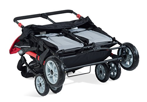 Foundations Quad Sport 4-Passenger Stroller by Foundations
