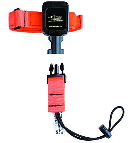 - Gear Keeper TL1-2006 Retractable Wrist Lanyard, 16 oz Tool Limit, 36