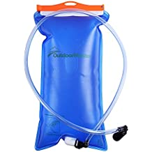 OutdoorMaster Hydration Bladder with Leak Proof Connection System with 2.5L