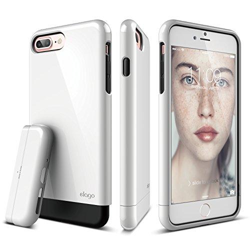 elago iPhone Plus Glide Whtie