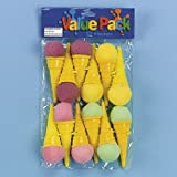 Fun Express Ice Cream Shooters Toy (12 per Unit)