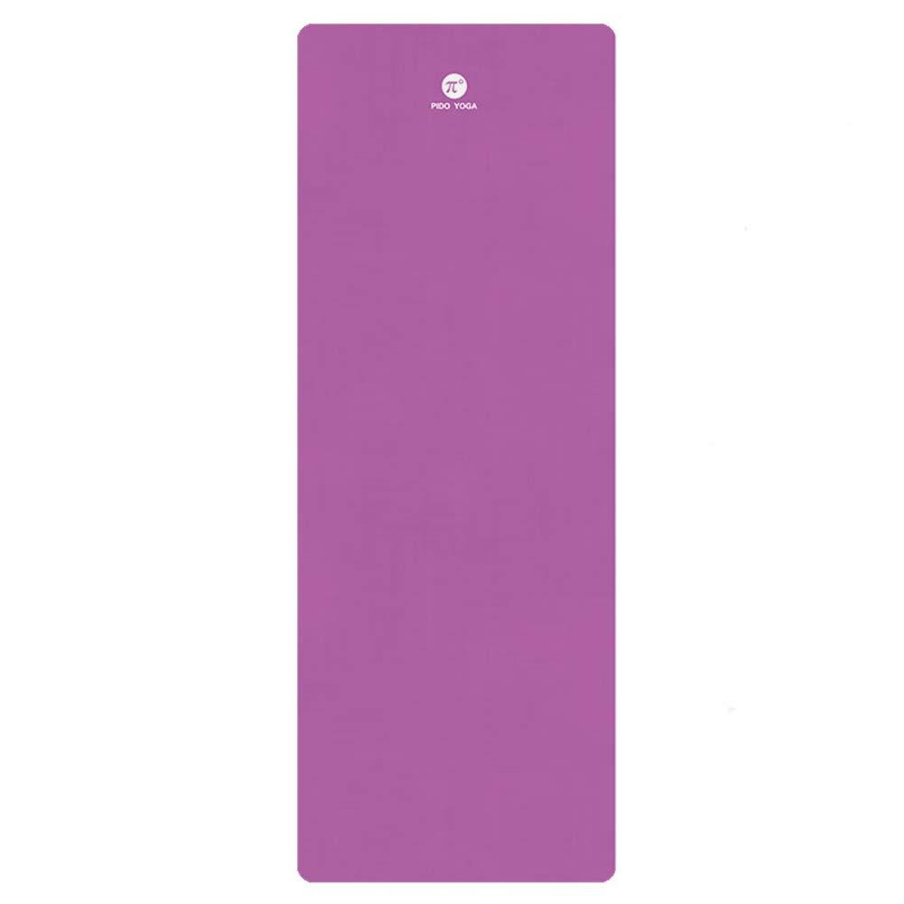 42mm Alta Densidad Anti-desgarro Esterilla para Deporte Ecol/ógico con Bolsa De Lona Yoga Imprimir Pro Antideslizante Esterilla De Yoga Delgada Caucho Natural Uso M/últiple 1.5mm *