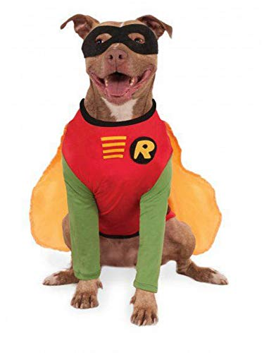 DC Comics Robin Big Dog Boutique, XX-Large -