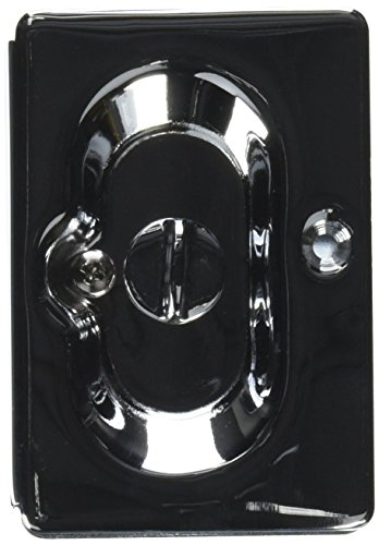 ivacy Lock Set, Polished Chrome ()