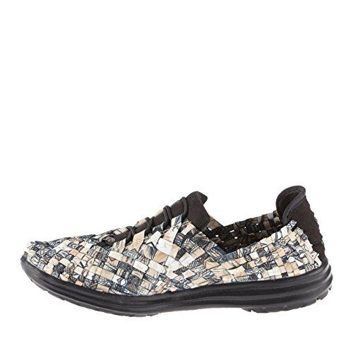 Shoe Victoria Women's Mev Bernie Straw Walking nwaxZHvzqR