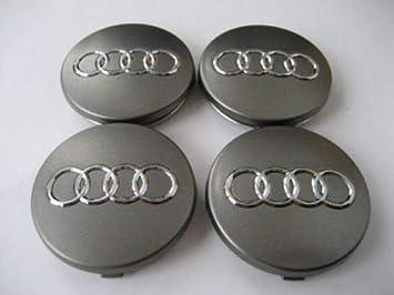 Boxcars Tapacubos Llanta de Aluminio, Tapa Centro llanta, Audi Serie: A2, A3