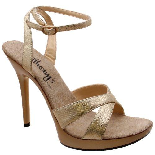 (Clubwear Women's Evening Hot Sexy Sandal Stiletto 5