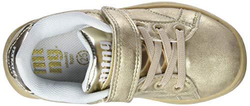 Oro Multicolor 47443 Zapatillas glitter Unisex Jin C43159 yosi Oro Niños Mtng IfPzI