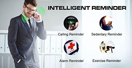REG7 - Reloj Inteligente de Pulsera para Mujer, con Bluetooth ...