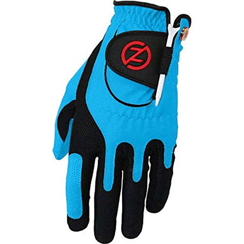 Zero-Friction-Junior-Compression-Fit-Synthetic-Golf-Gloves-Universal-Fit-One-Size